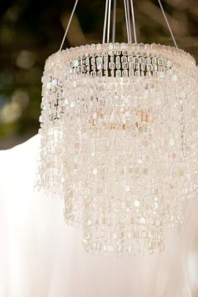 Beaded chandelier lamp shades foter chandelier lamp shades with crystals aloadofball Gallery