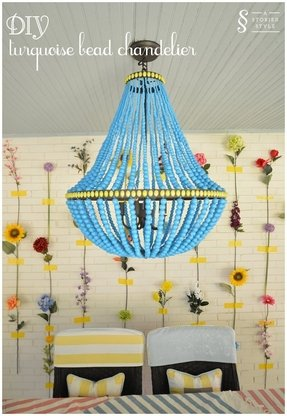 Beaded chandelier lamp shades foter chandelier lampshades mozeypictures Images