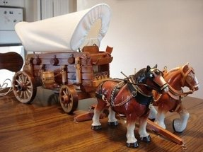 Covered wagon light