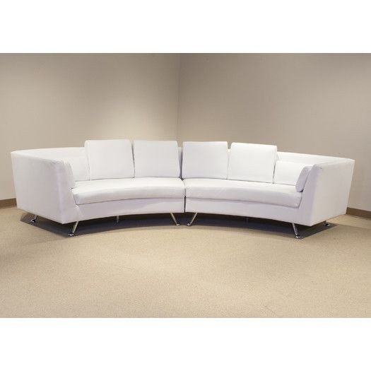 Marvelous Curved Sectionals Sofas 20