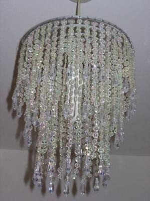 Diy Chandelier Lamp Shade