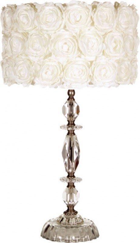 Floral Lamp Shade 13