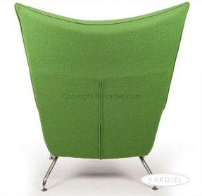 wing chair hans j wegner armchair wing or ch445 by hans wegner for