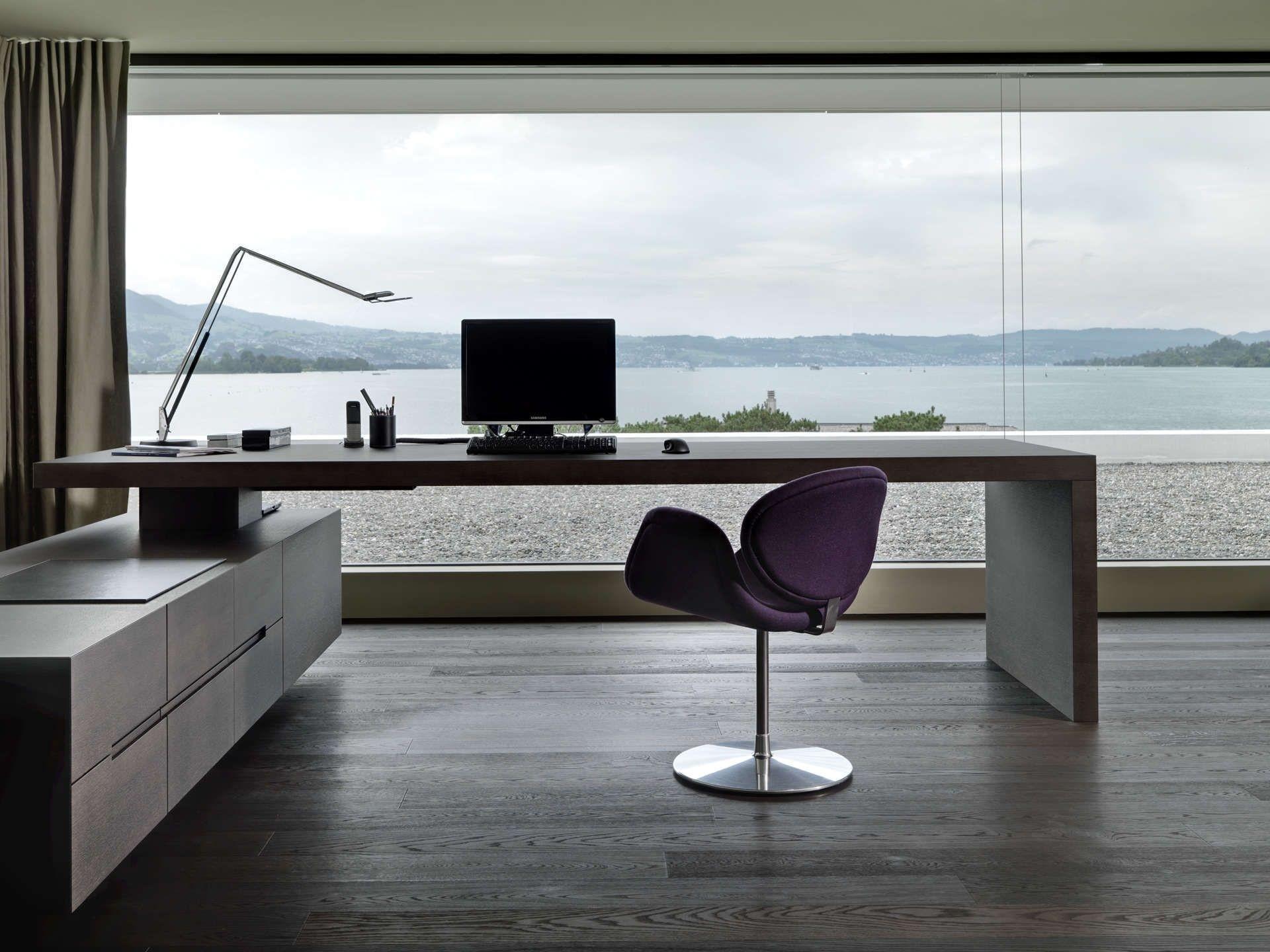 L Shaped Desk Modern