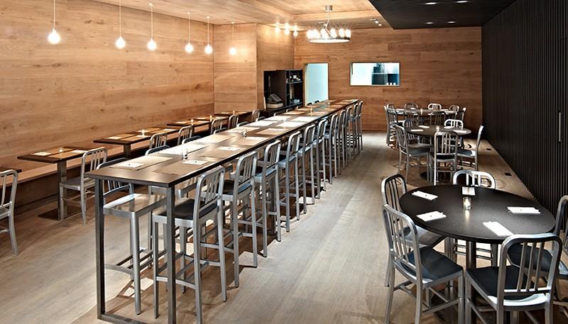 Long Narrow Bar Table