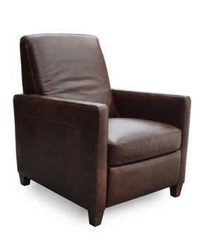 Excellent Modern Leather Recliner Chair Ideas On Foter Onthecornerstone Fun Painted Chair Ideas Images Onthecornerstoneorg