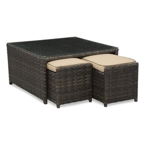 Outdoor patio ottomans 29