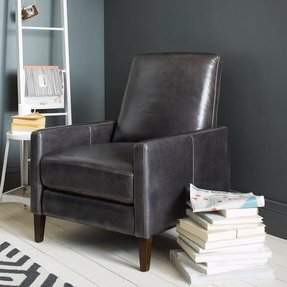 Sedgwick recliner leather 2
