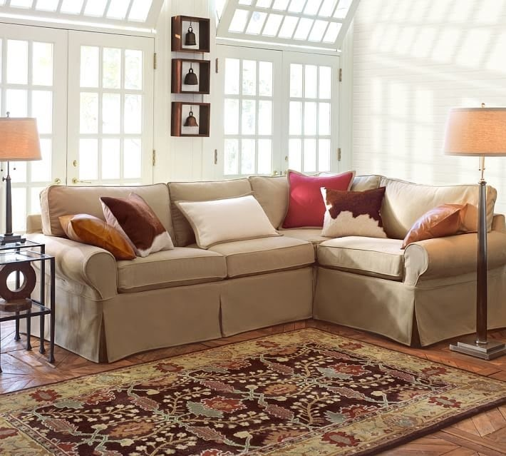 Small Sectional Sofa Sleeper Foter