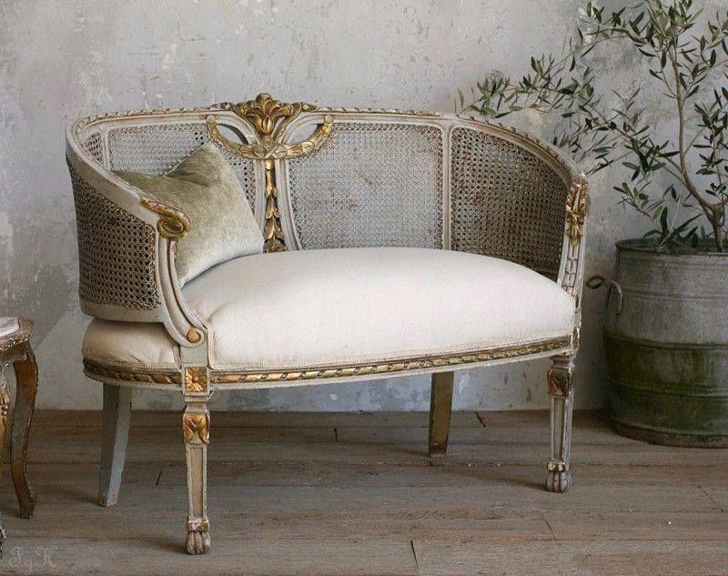 Vintage Cane Furniture