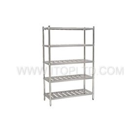 Bakers rack shelves