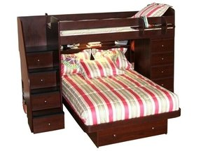 Bunk Bed Twin Over Full With Stairs Ideas On Foter