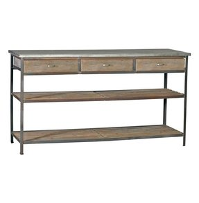 Console table with drawers 2