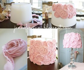 Coral lamp shade foter coral colored lamp shades mozeypictures Gallery