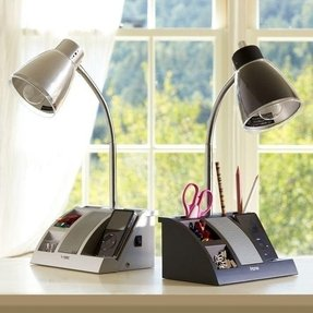 Double desk lamp 20