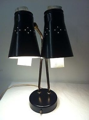 Double desk lamp 38