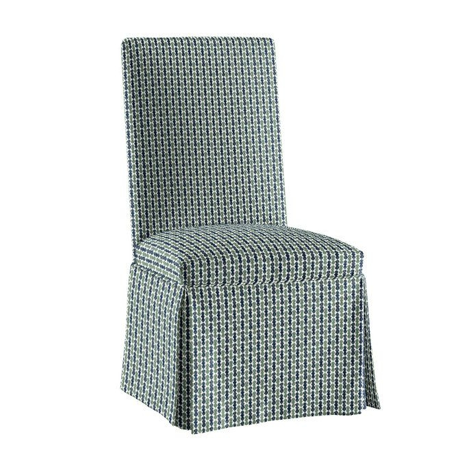 Fabric Parsons Chairs