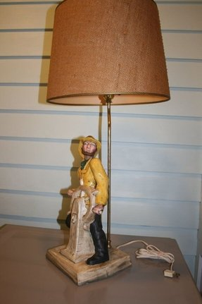 Fisherman lamp 1