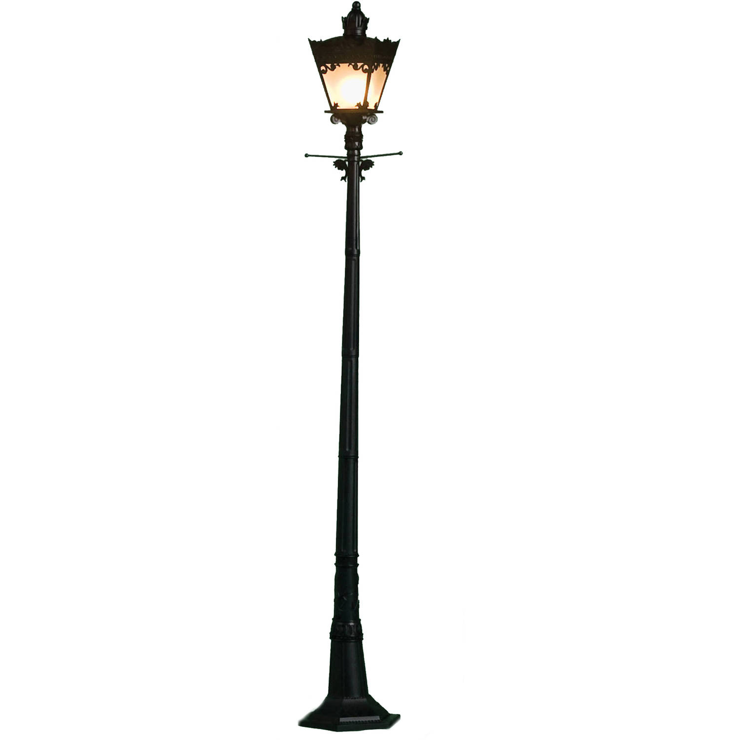 Indoor lamp post 4