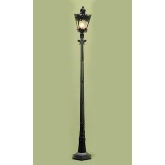Indoor lamp post 5