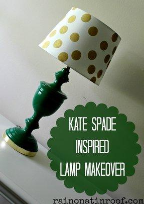 Polka Dot Lamp Shades Foter