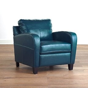 Leather reclining chairs 1