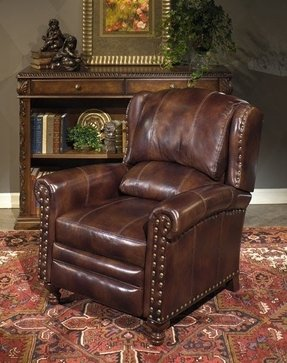 Leather reclining chairs 2