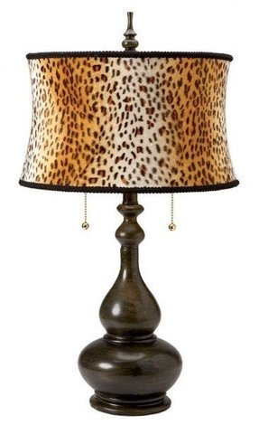 Attractive Leopard Print Lamps - Foter AC18
