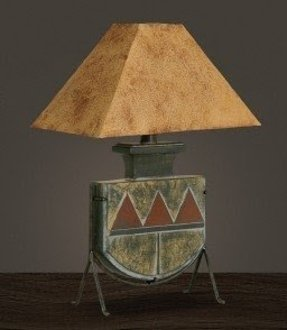 Southwestern table lamp foter mexican table lamps aloadofball Choice Image