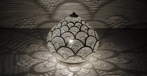 Moroccan table lamp 15