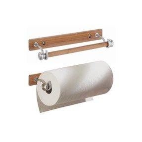 Brushed Nickel Paper Towel Holder Wall Mount Ideas On Foter