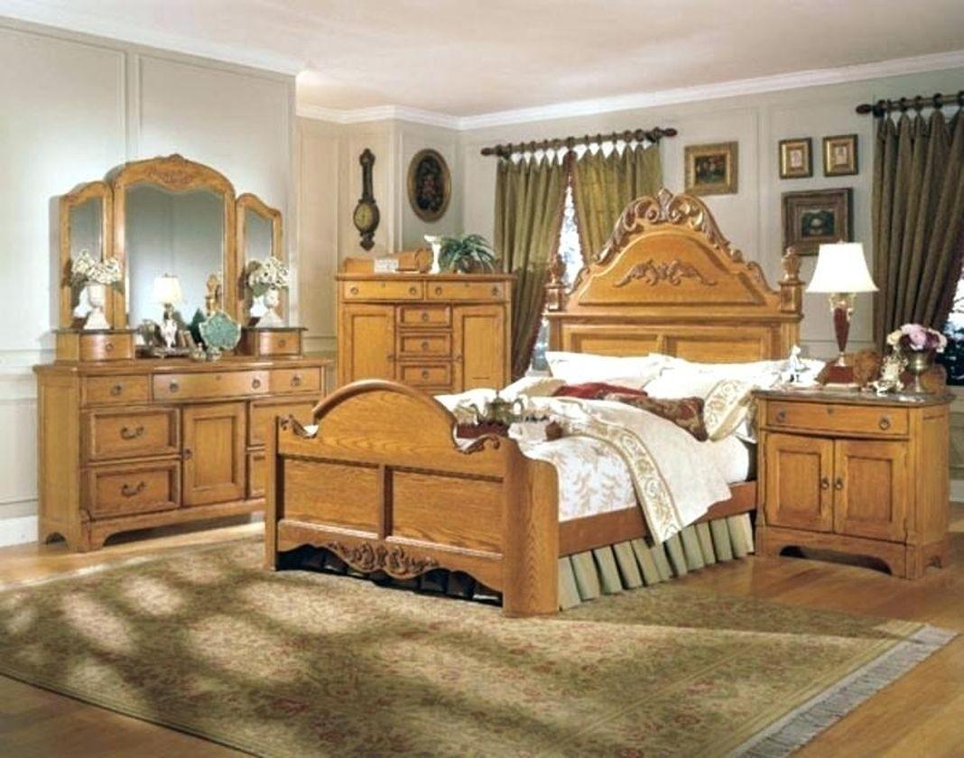 Oak Bedroom Furniture Oak Bedroom Furniture Exudes Sense Of Peace