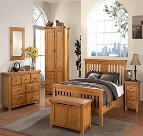 oak bedroom furniture sets 21 - Oak Bedroom Sets