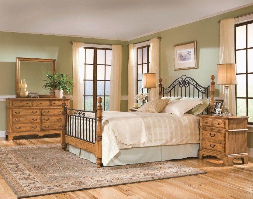 Oak Bedroom Furniture Sets 6