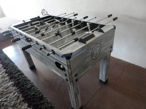 Premier soccer foosball table