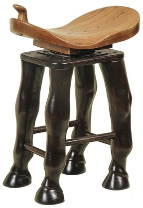 Saddle stools 7