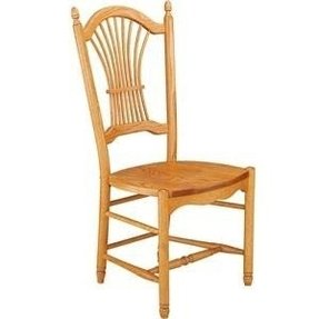Sheaf back arm chair 28