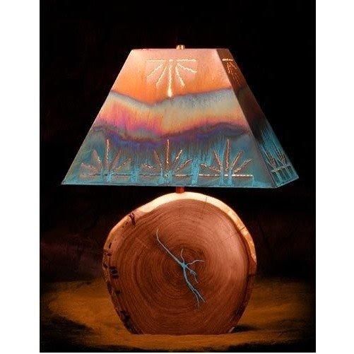 Southwestern Table Lamp 18