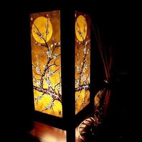 Japanese Lantern Table Lamp Ideas On Foter