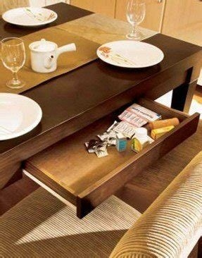 Dining Table With Drawers - Foter