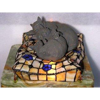 Tiffany Cat Lamp Ideas On Foter