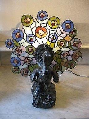 Peacock Tiffany Lamp Foter