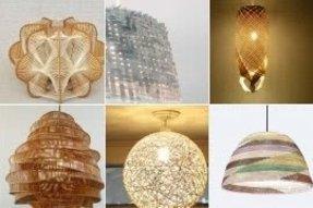Woven lamp shades foter woven lamp shades aloadofball Image collections