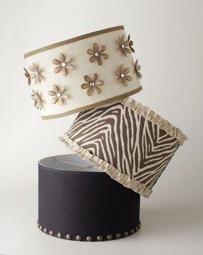 Perfect Zebra Print Lamp Shades - Foter XJ43