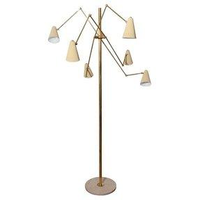 Mid Century Floor Lamps Foter