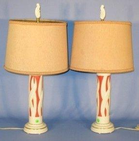 Aladdin Electric Lamp Foter