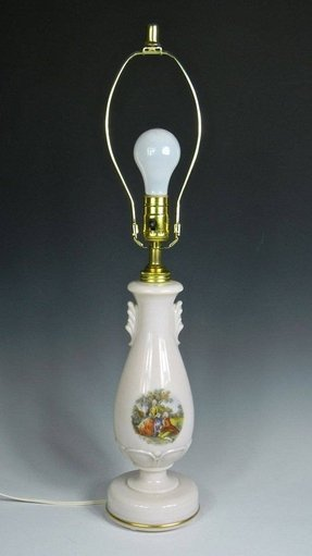 Aladdin Electric Lamp Foter