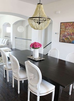 Swell Cane Dining Chairs Foter Caraccident5 Cool Chair Designs And Ideas Caraccident5Info