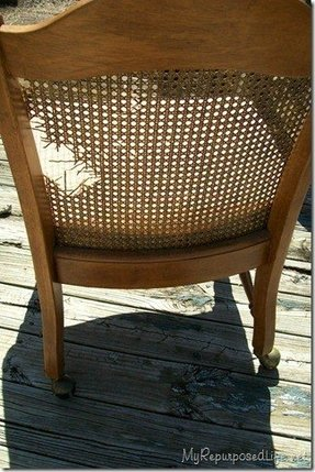 Cane dining chairs 12