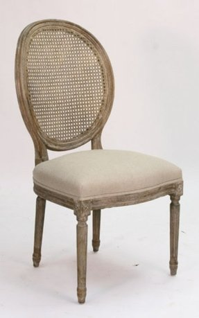 Cane Dining Chairs 7
